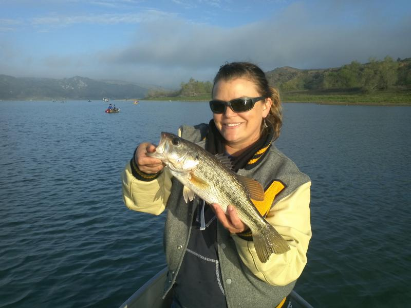 Total basshole top stories for Irvine lake fishing
